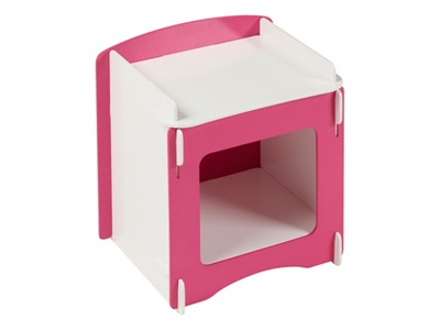 Kidsaw Blush Bedside Bedside Chest