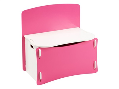 Kidsaw Blush Toy Box Toy Box