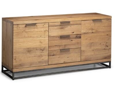 Product photograph showing Brooklyn Oak Sideboard