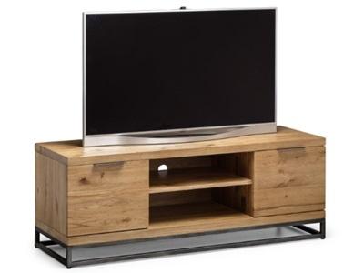 Product photograph showing Brooklyn Oak Tv Unit