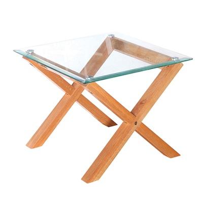 Product photograph showing Cadiz Lamp Table