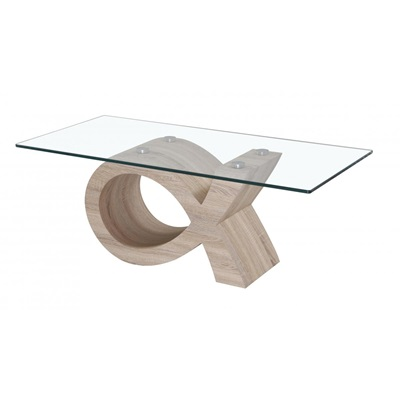 Product photograph showing Cape Coffee Table Natural