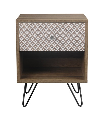 Product photograph showing Casablanca Lamp Table