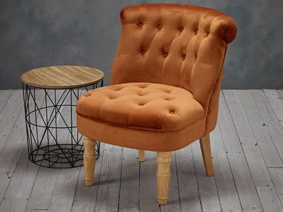 Product photograph showing Charlotte Chair