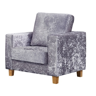 Product photograph showing Chesterfield 1 Seater Sofa