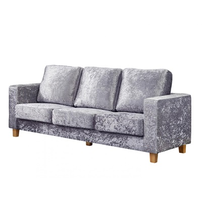 Product photograph showing Chesterfield 3 Seater Sofa