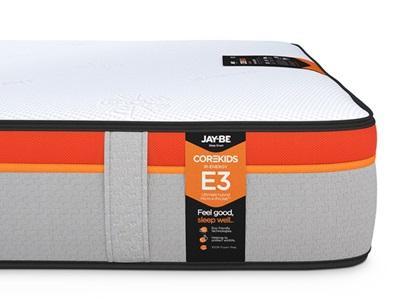 JAY_BE CoreKids E3 Micro e-Pocket 1600 Eco Friendly Mattress Pocket Sprung from £278.8