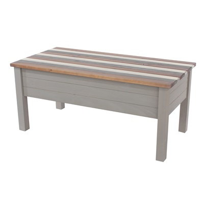 Product photograph showing Corona Vintage Coffee Table