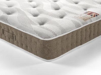 British Bed Company Cotton Pocket 1000 Pocket Sprung Mattress from £250.75