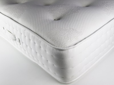 British Bed Company Cotton Pocket 1500 Pocket Sprung Mattress