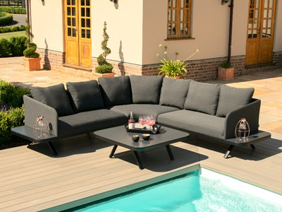 Product photograph showing Cove Corner Sofa Group
