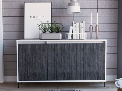 Product photograph showing Dallas Sideboard
