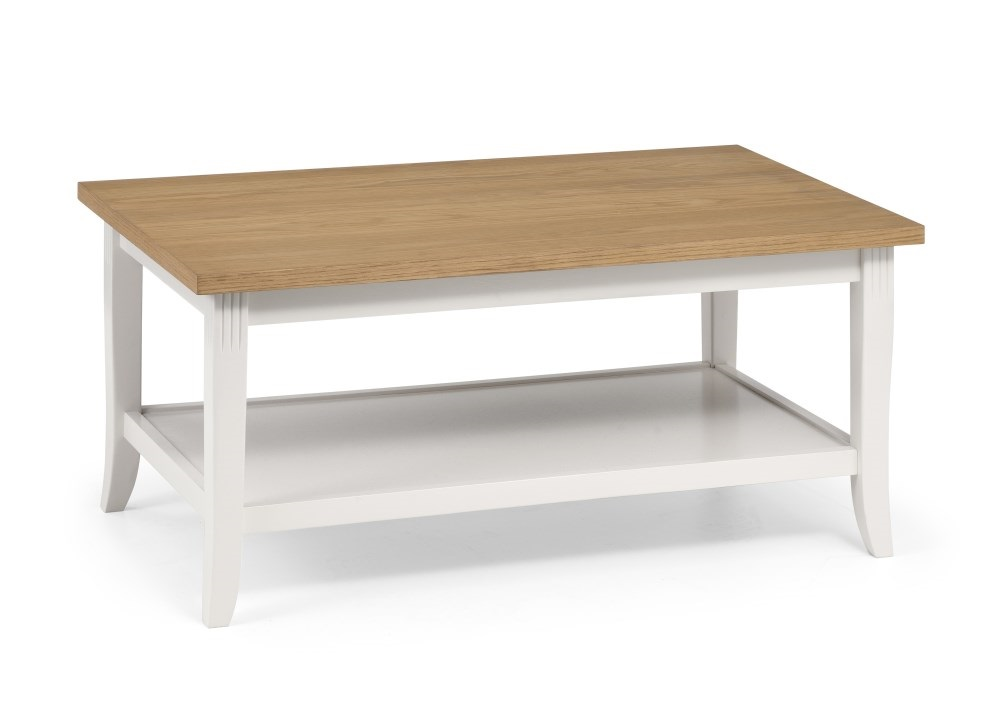 Product photograph showing Davenport Coffee Table