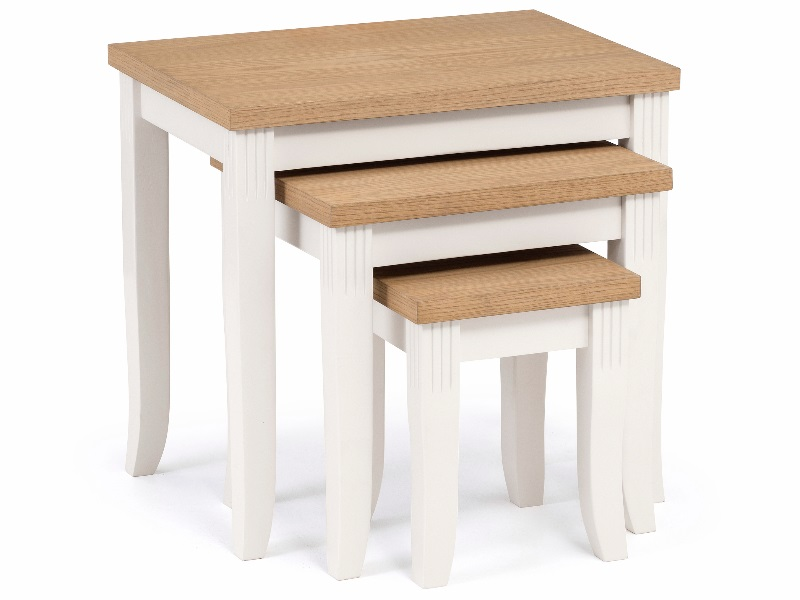Product photograph showing Davenport Nest Of Tables