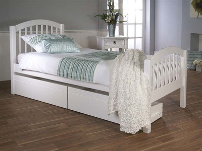 Limelight Despina 3 x 66 Special Size No Drawer Wooden Bed