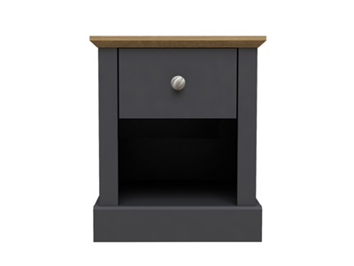 Product photograph showing Devon Lamp Table