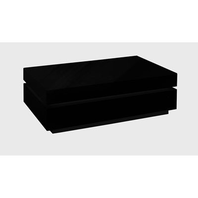 Product photograph showing Dibble High Gloss Coffee Table