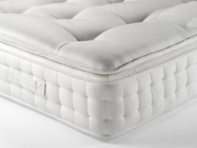 British Bed Company Duchess Pocket Sprung Mattress from £701.25