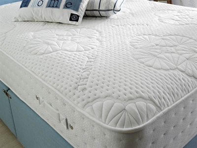 Shire Beds Eco Comfy 2 6 Small Single Pocket Sprung Mattress Mattress