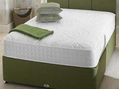 Shire Beds Eco Cosy 4 6 Double Pocket Sprung Mattress Mattress