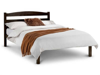 Julian Bowen Jude 3 Single Wenge Wooden Bed