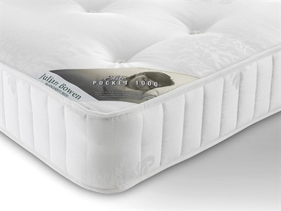 Julian Bowen Elite Pocket 1000 Mattress 4 6 Double Mattress