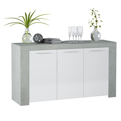 Product photograph showing Epping Sideboard 3 Doors
