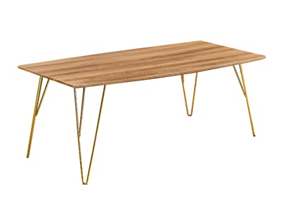 Product photograph showing Fusion Coffee Table Wood