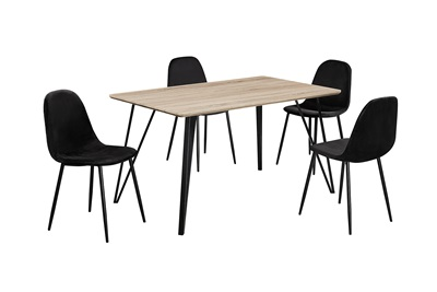 Product photograph showing Genoa Dining Table
