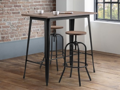 Product photograph showing Grafton Bar Table