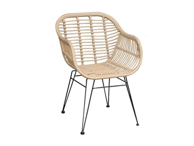 Product photograph showing Hadley Carver Dining Chair
