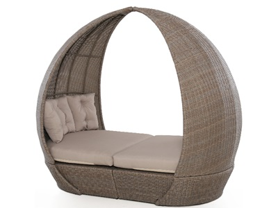 Product photograph showing Harrogate Daybed