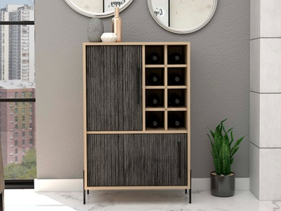 Product photograph showing Harvard Drinks Cabinet