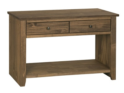 Product photograph showing Havana Console Table