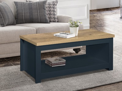 Product photograph showing Highgate Coffee Table
