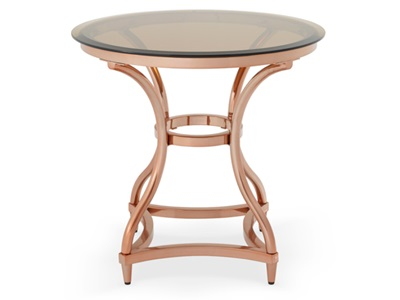 Product photograph showing Juliet Lamp Table