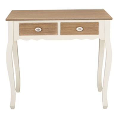 Product photograph showing Juliette Console Table With Drawers