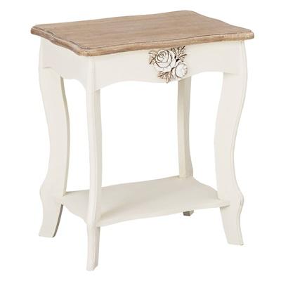Product photograph showing Juliette Lamp Table