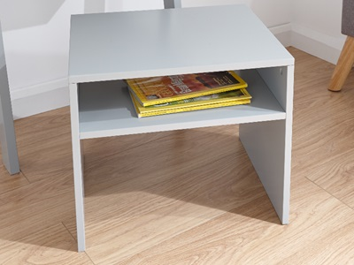 Product photograph showing Ladder Desk Stool