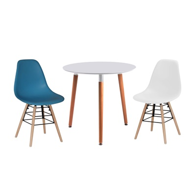 Product photograph showing Lilly Round Table