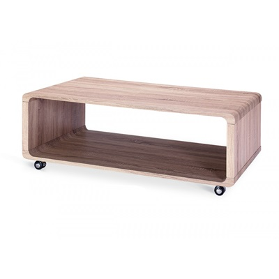 Product photograph showing Linden Coffee Table Natural