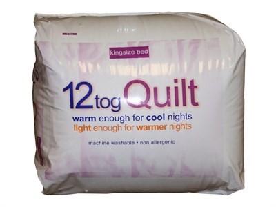 Snug Co Ltd 12 Tog Polypropylene Quilt 5 King Size Duvet