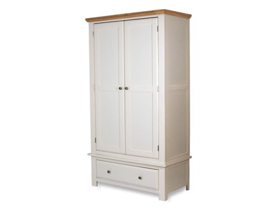 Furniture Express London 2-Door Wardrobe Wardrobe