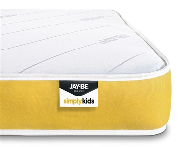 JAY_BE Simply Kids Pocket Sprung Anti Allergy Pocket Sprung Mattress