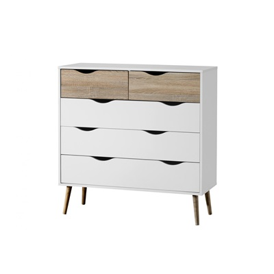 Product photograph showing Mapleton Chest 2 Plus 3