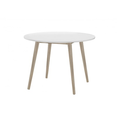 Product photograph showing Mapleton Dining Table Round