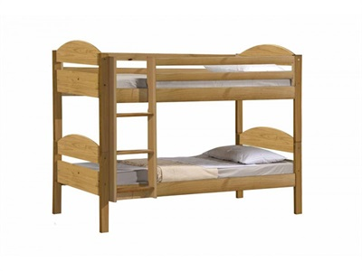Verona Design Ltd Maximus Bunk Bed 3 Single Antique Bunk Bed