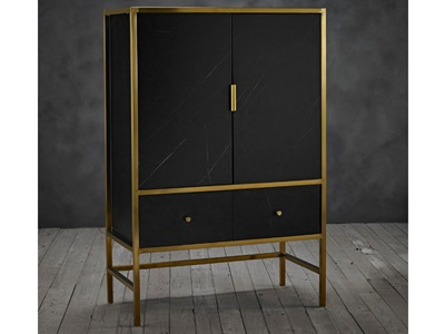 Product photograph showing Monaco Drinks Cabinet