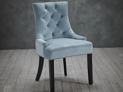 Product photograph showing Morgan Chairs Pair Of 2