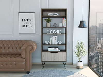 Product photograph showing Nevada Bookcase